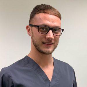 Adam Blaquiere, Animal Nursing Assistant at Active Vetcare