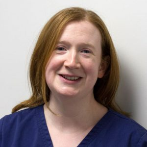 Jenny Brown, Clinical Director at Bracken Veterinary Centre