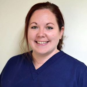 Jessica Pennock, clinical director at Active Vetcare