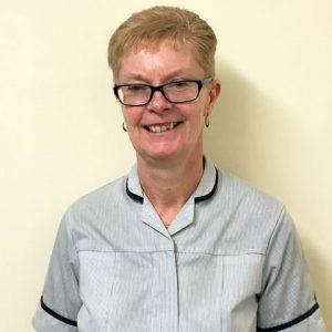 Nicola Gardner, receptionist at Active Vetcare