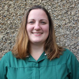 Kate Andrews, RVN at Active Vetcare