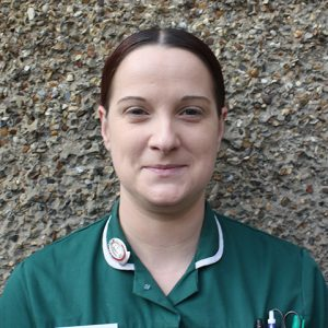 Katie McCafferty, RVN at Active Vetcare