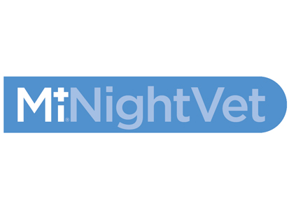 MiNightVet emergency out of hours logo