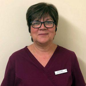 Julia Bee, patient care assistant at Active Vetcare
