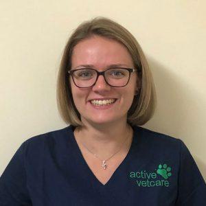 Rebecca Barrett, Active Vetcare